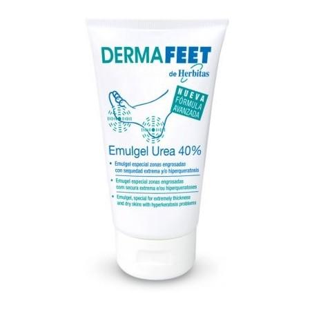 Κρέμα ποδιών Derma Feet, ιδανική για ανάπλαση και προστασία.