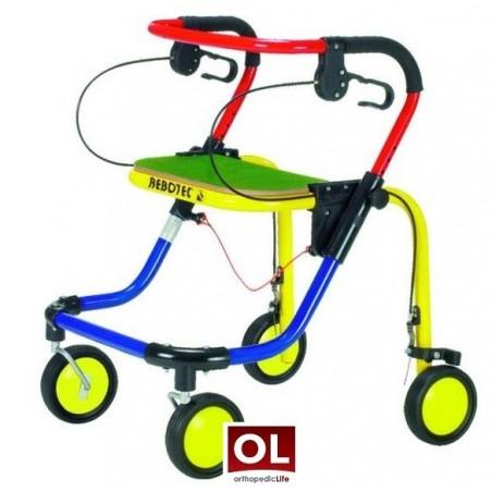 Παιδικόs περιπατητήρας - Rollator rebotec Fox -Αρχική