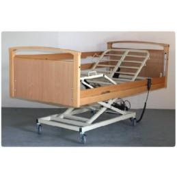 Ημίδιπλο ηλεκτρικό νοσοκομειακό κρεβάτι Praxis 3 -Ηλεκτρικά κρεβάτια