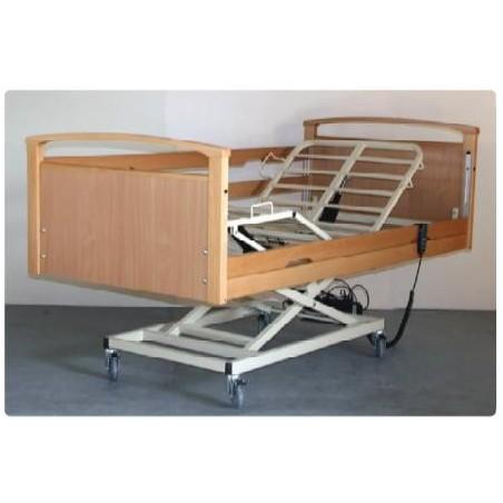 Ημίδιπλο ηλεκτρικό νοσοκομειακό κρεβάτι Praxis 3