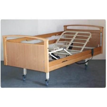 Νοσοκομειακό κρεβάτι Opus 3 πολύσπαστο ηλεκτρικό σταθερού ύψους -Χειροκίνητα και ηλεκτρικά κρεβάτια