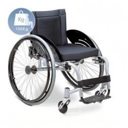 Αμαξίδιο αλουμινίου Light Sport -Αναπηρικά αμαξίδια ενηλίκων απλού τύπου