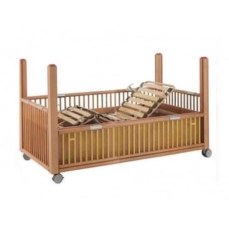 Παιδικό κρεβάτι ηλεκτρικό πολύσπαστο BURMEIER