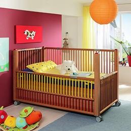 Παιδικό κρεβάτι ηλεκτρικό πολύσπαστο BURMEIER -Χειροκίνητα και ηλεκτρικά κρεβάτια