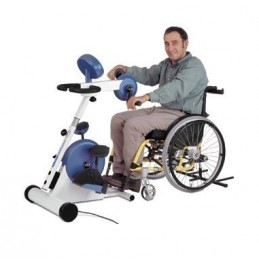 Ηλεκτρονικό ποδήλατο αποκατάστασης τετραπληγίας Motomed Light 2 -Φυσικοθεραπείας