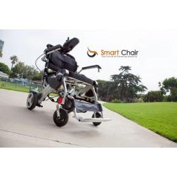 Πτυσσόμενο ηλεκτροκίνητο αμαξίδιο Smart Chair -Αρχική