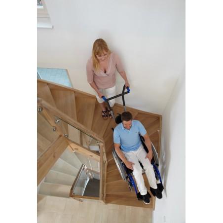 Σύστημα ανάβασης σκάλας Liftkar PT Plus 115  -Συστήματα ανάβασης σκάλας