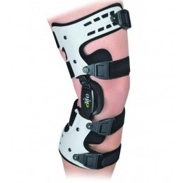 Πλαστικός μηροκνημικός νάρθηκας οστεοαρθρίτιδας γόνατος -Γόνατο-Ισχίο