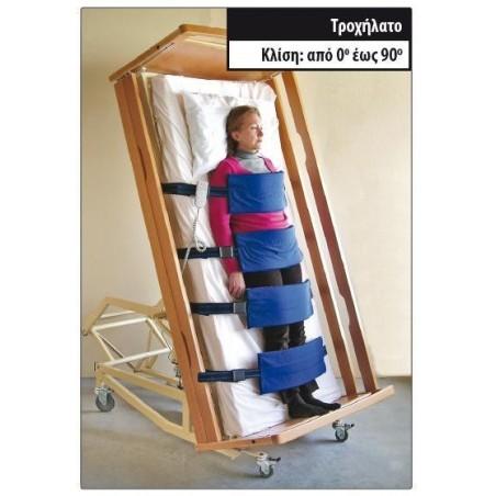 Ηλεκτρικό κρεβάτι - Ορθοστάτης -Χειροκίνητα και ηλεκτρικά κρεβάτια