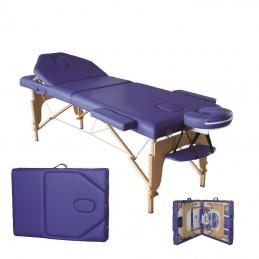 Φορητό κρεβάτι φυσικοθεραπείας ξύλινο -Φυσικοθεραπείας