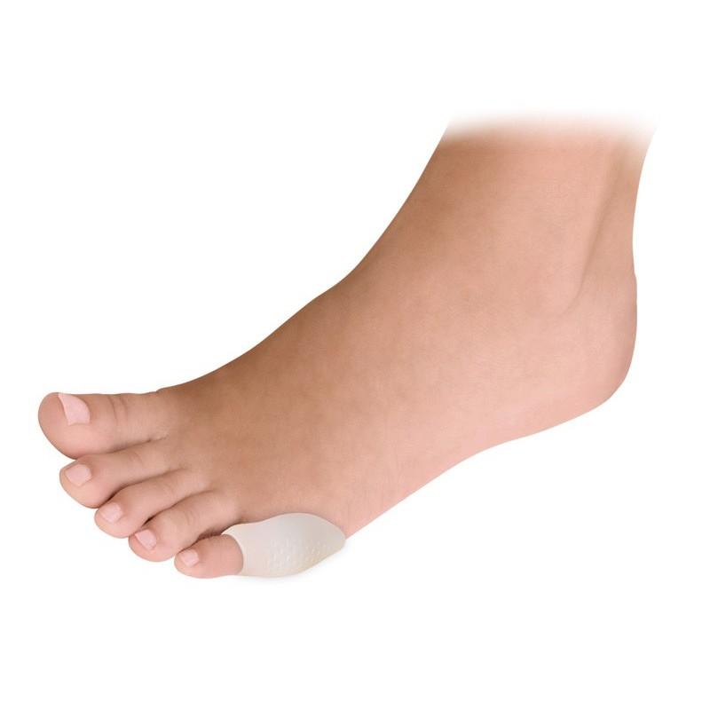 Προστατευτικό για το μικρό δάκτυλο με Gel -Πελματογράφημα-Πέλματα Σιλικόνης-Κρέμες ποδιών