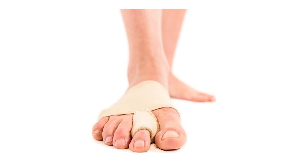 Νάρθηκας διόρθωσης δακτύλου Fix Toe -Ποδοκνημική