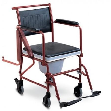 Αναπηρικό αμαξίδιο τουαλέτας-μπάνιου -Αμαξίδια τουαλέτας-μπάνιου
