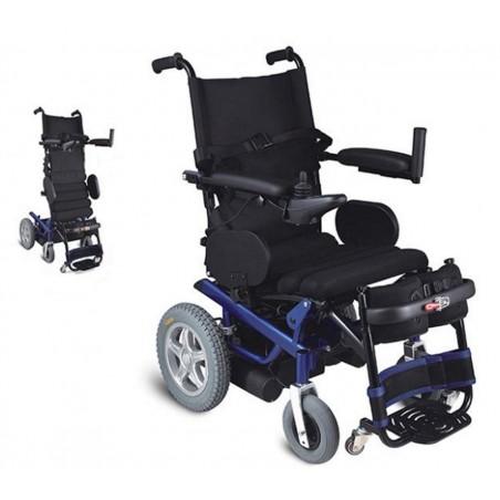 Ηλεκτροκίνητο αναπηρικό αμαξίδιο-ορθοστάτης -Ηλεκτρικά αμαξίδια