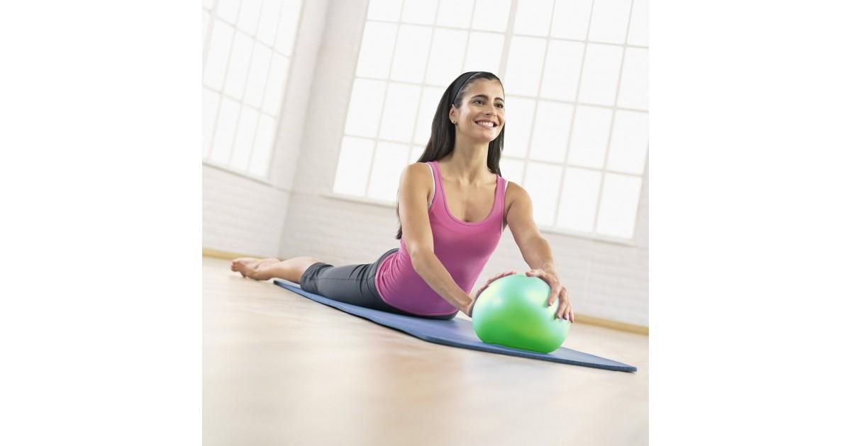 Μπάλα γυμναστικής pilates μικρή -Φυσικοθεραπείας