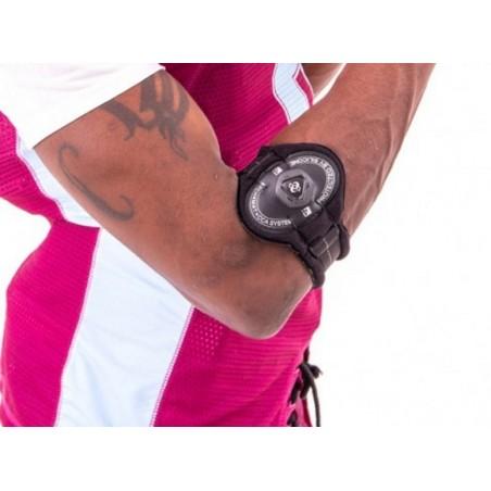 Περιαγκώνιο με σιλικόνη με βαθμιαία συμπίεση -Αγκώνας