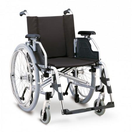 Αναπηρικό αμαξίδιο αλουμινίου πτυσσόμενο ol 52 -Αναπηρικά αμαξίδια ενηλίκων απλού τύπου