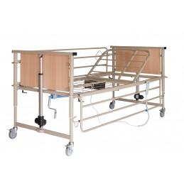 Ημιηλεκτρικό νοσοκομειακό κρεβάτι -Αρχική