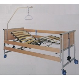 Οικονομική ηλεκτρική κλίνη -Χειροκίνητα και ηλεκτρικά κρεβάτια