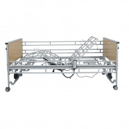 Ηλεκτρική κλίνη πολύσπαστη χαμηλή -Χειροκίνητα και ηλεκτρικά κρεβάτια
