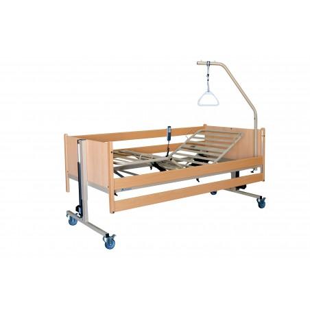 Ηλεκτρικό κρεβάτι νοσοκομειακό ξύλινο OL 504W -Ηλεκτρικά κρεβάτια