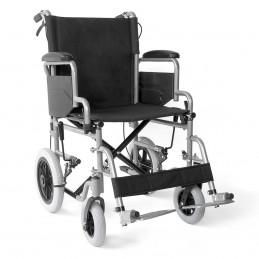 Αμαξίδιο με φρένα μεταφοράς -Αναπηρικά αμαξίδια ενηλίκων απλού τύπου