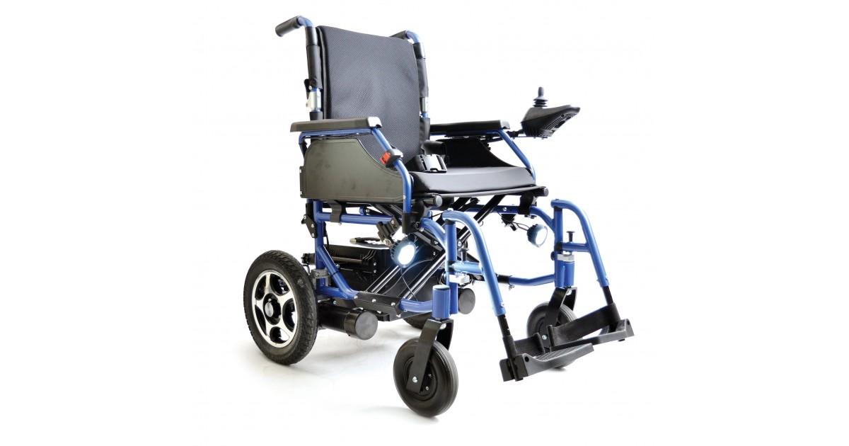 Ηλεκτροκίνητο οικονομικό αμαξίδιο πτυσσόμενο -Ηλεκτρικά αμαξίδια