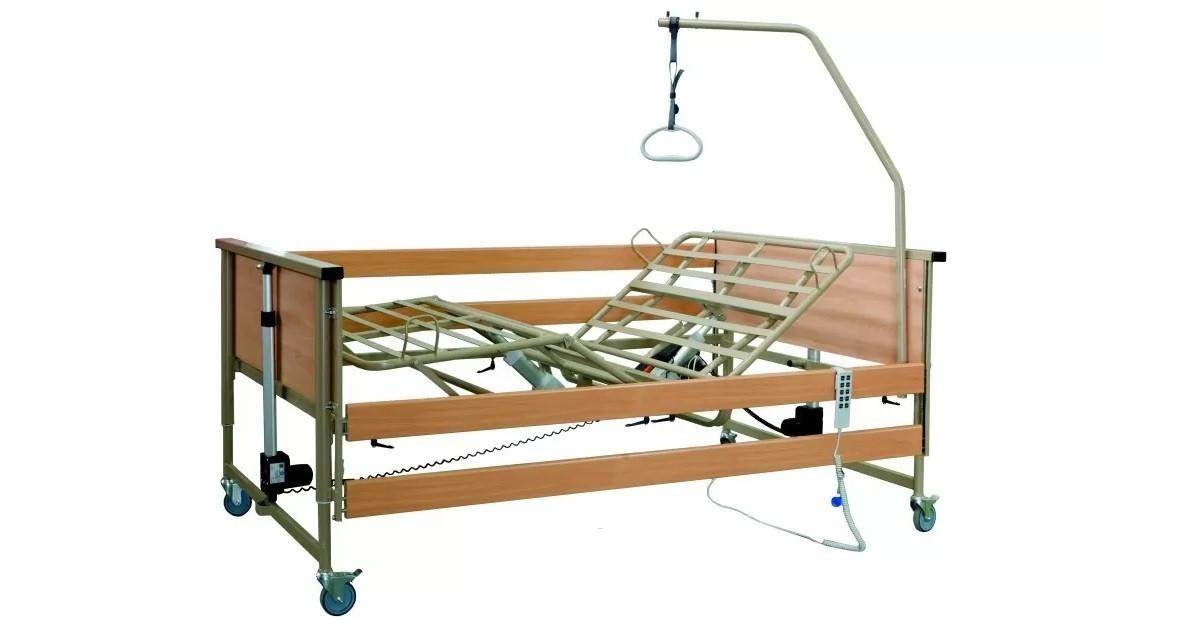 Ημίδιπλο ηλεκτρικό κρεβάτι -Αρχική
