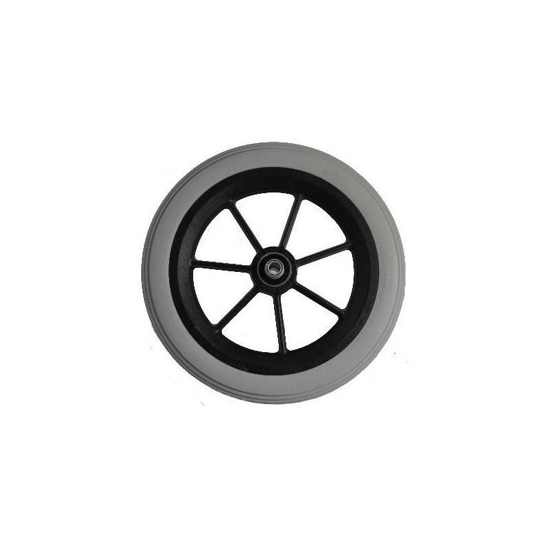 Εμπρόσθιος τροχός αμαξιδίου συμπαγής λεπτός -Ανταλλακτικά Αμαξιδίων