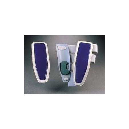 Νάρθηκας ποδοκνημικής διπλής βαλβίδας με επιθέματα in gel eclipse -Ποδοκνημική
