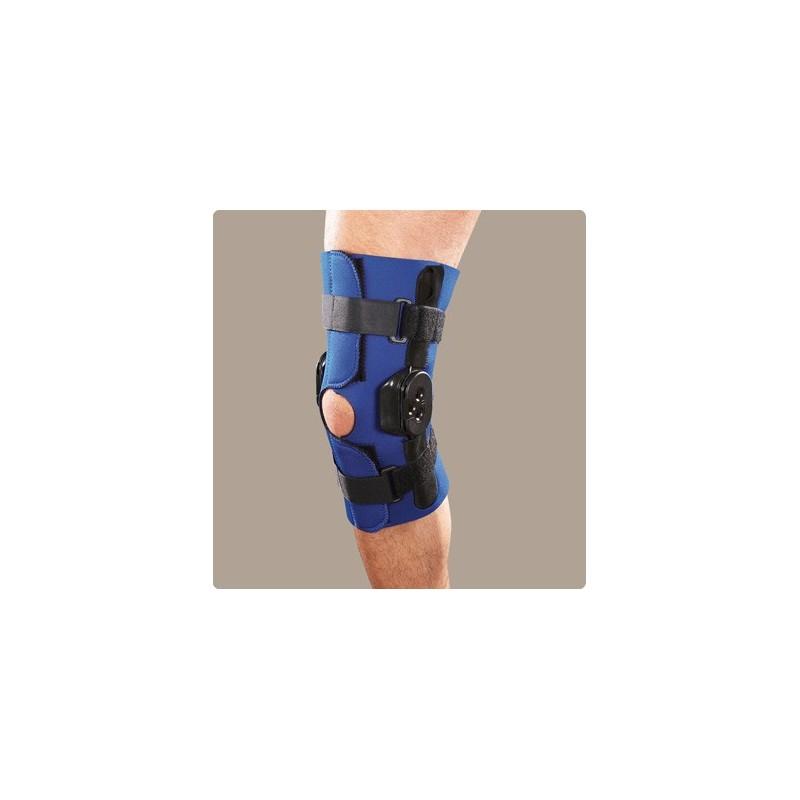 Νάρθηκας γόνατος neoprene με πολυκεντρική ρύθμιση activum regular -Γόνατο-Ισχίο