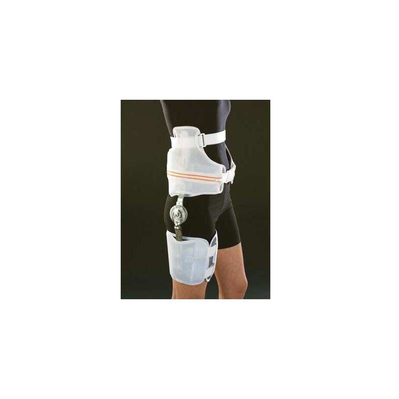 Νάρθηκας ισχίου ρυθμιζόμενος hipolite -Γόνατο-Ισχίο