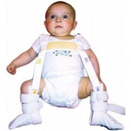 Νάρθηκας ελαστικός ισχίων pavlik harness -Γόνατο-Ισχίο