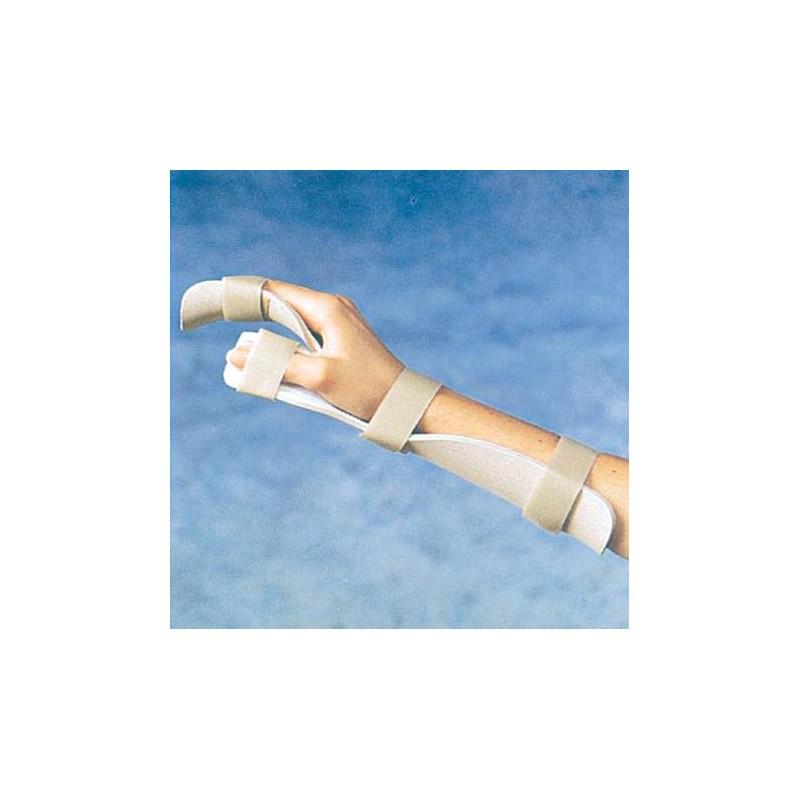 Πλαστικός νάρθηκας ανάπαυσης άκρα χειρός -Καρπός