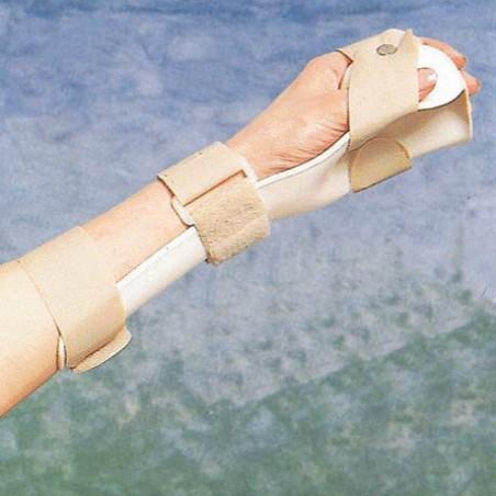 Πλαστικός νευρολογικός νάρθηκας άκρας χειρός spasticity splint -Καρπός