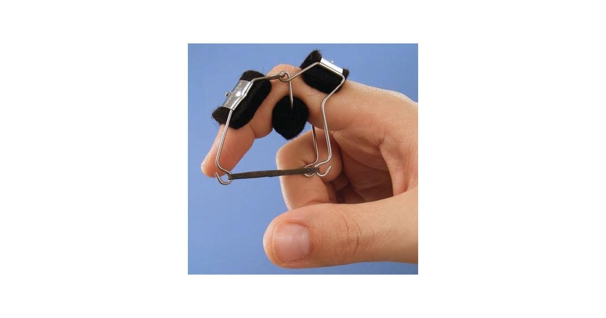 Δυναμικός νάρθηκας κάμψης δακτύλου -Δάχτυλο