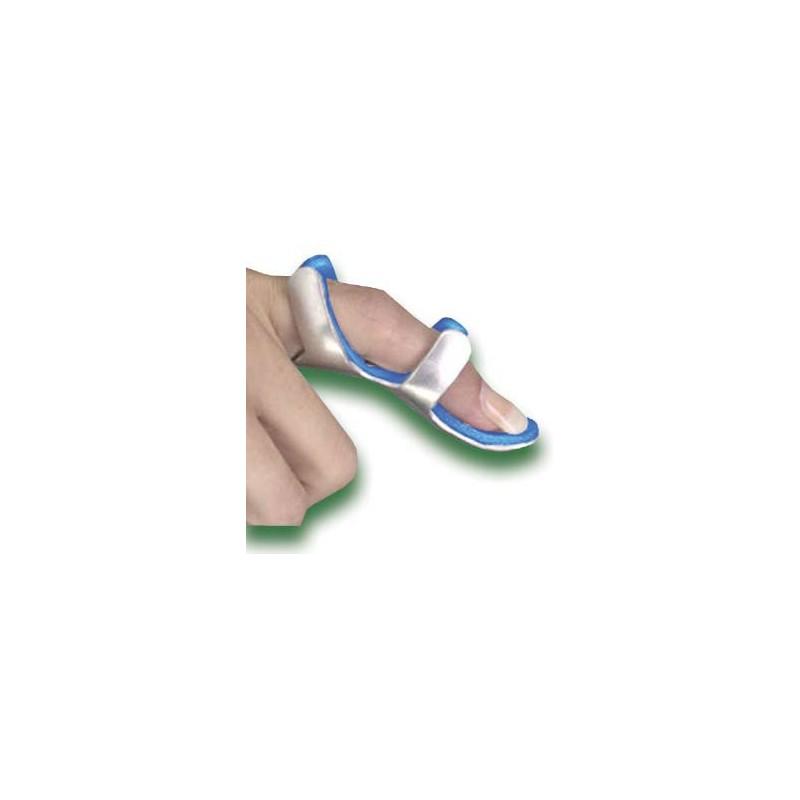 Μεταλλικό ναρθηκάκι δακτύλου toad -Δάχτυλο
