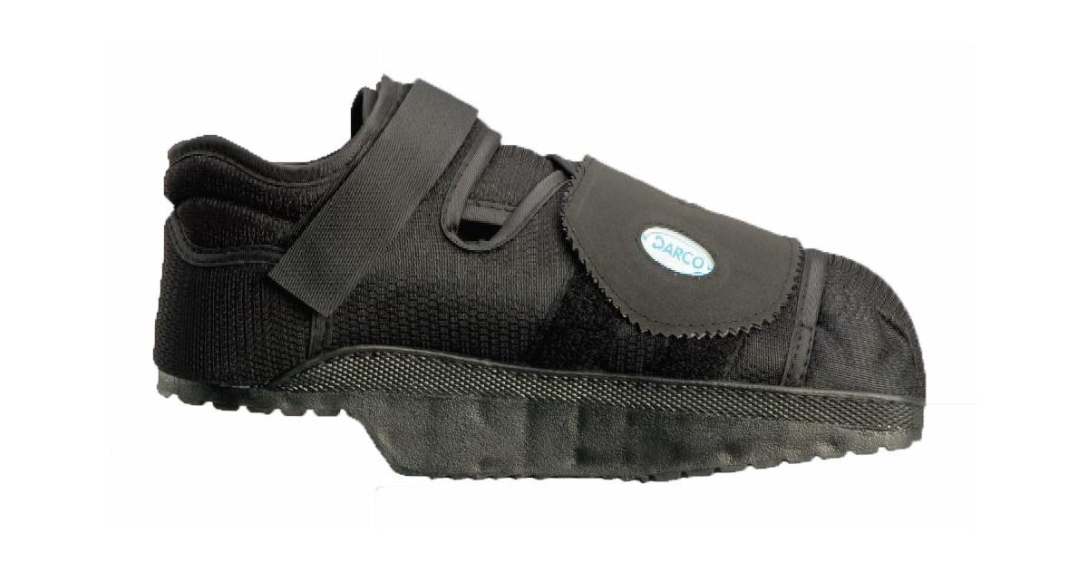 Νάρθηκας αποφόρτισης πτέρνας heelwedge shoe -Ποδοκνημική
