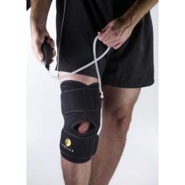 Επίθεμα κρυοθεραπείας γόνατος cryo pneumatic knee -Γόνατο-Ισχίο