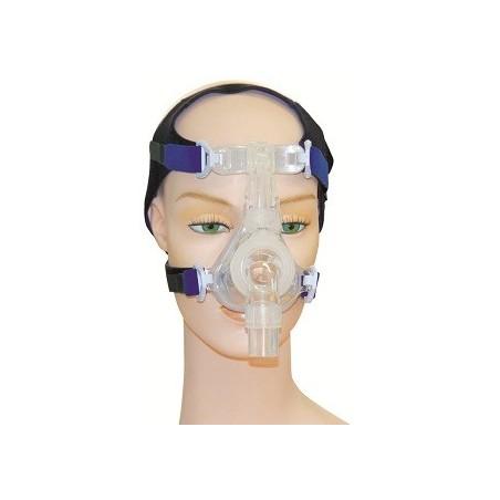 Στοματορινική μάσκα σιλικόνης Weinmann Cpap-Bpap -Cpap-Bpap