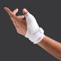 Νάρθηκας αντίχειρος πλαστικός rhizofit -Δάχτυλο