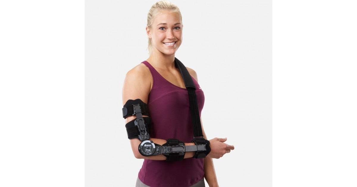 Νάρθηκας αγκώνος λειτουργικός t-scope -Αγκώνας