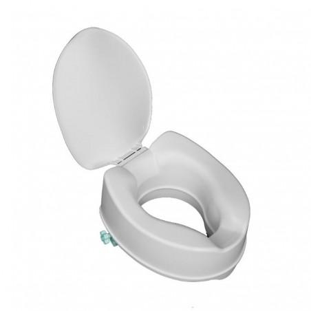 Ανυψωτικό τουαλέτας με καπάκι -Μπάνιου