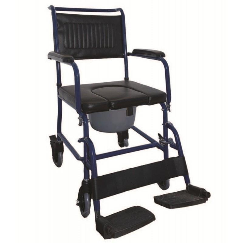Αναπηρικό αμαξίδιο μπάνιου ol 33 -Αμαξίδια τουαλέτας-μπάνιου