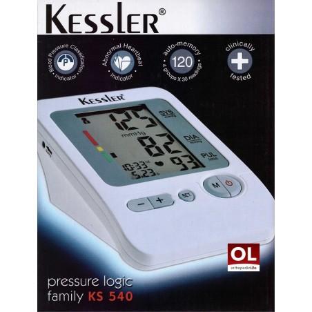 Kessler KS 540 family Πιεσόμετρο μπράτσου  -Πιεσόμετρα
