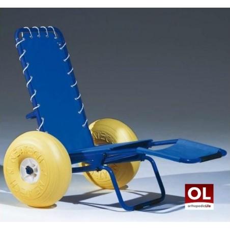 Αμαξίδιο θαλάσσης JoB -Αναπηρικά αμαξίδια ενηλίκων απλού τύπου