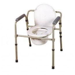 Καρέκλα τουαλέτας πτυσσόμενη -Μπάνιου