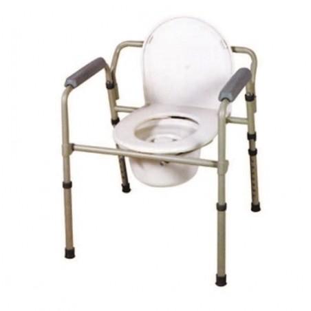 Κάθισμα τουαλέτας αλουμινίου