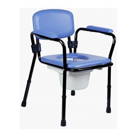 Κάθισμα τουαλέτα επενδεδυμένο με αφρολέξ -Βοηθήματα κλίνης