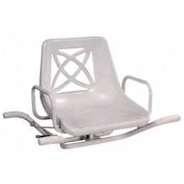 Περιστρεφόμενη καρέκλα μπανιέρας -Μπάνιου